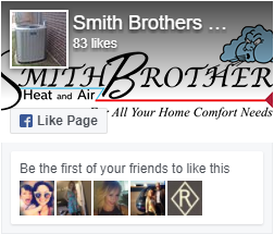 Smith Brothers Heat and Air Facebook Page